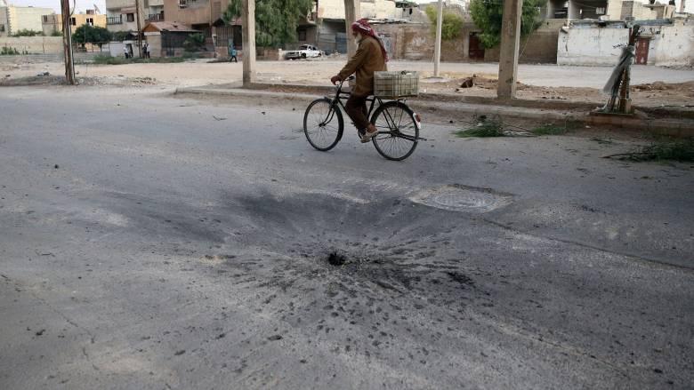 Συρία: Αιματηρή επίθεση καμικάζι σε αστυνομικό τμήμα της Δαμασκού