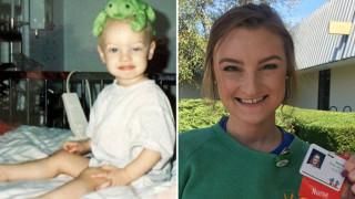 Νίκησε δύο φορές τον καρκίνο και πλέον κάνει το παιδικό της όνειρο πραγματικότητα