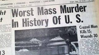 1η Αυγούστου 1966: Όταν η πρώτη μαζική δολοφονία στις ΗΠΑ στοίχειωσε το Τέξας