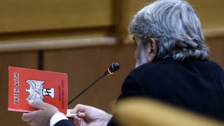 Δίκη Χρυσής Αυγής: «Δεν μπορεί να ασκήσει πολιτική χωρίς βία...»