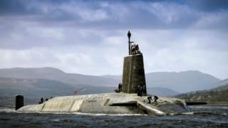 Έπαυσαν Κυβερνήτη πυρηνικού υποβρυχίου επειδή είχε ανάρμοστη σχέση με μέλος του πληρώματος