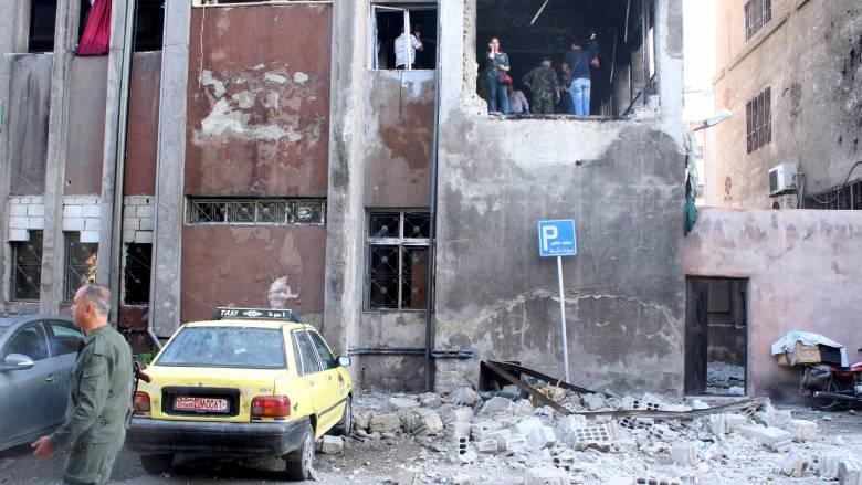Ο ISIS ανέλαβε την ευθύνη για την πολύνεκρη επίθεση στη Δαμασκό