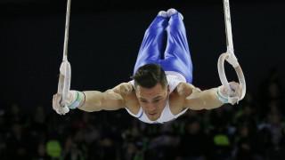 Παγκόσμιο πρωτάθλημα: Με άνεση και «αέρα» στον τελικό των κρίκων ο Πετρούνιας (vids)
