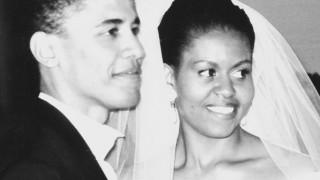 Oμπάμα: Γιορτάζουν 25 χρόνια γάμου με επετειακή ανάρτηση στο Instagram