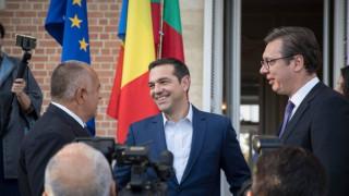 Τσίπρας: Το μέλλον πρέπει να βασιστεί σε ένα ευρωπαϊκό όραμα