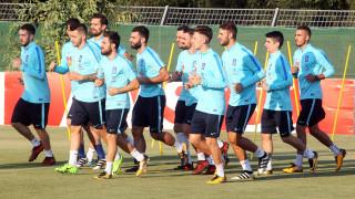 ΠΚ 2018: Ξεκίνησε η προετοιμασία της εθνικής ομάδας (vid)