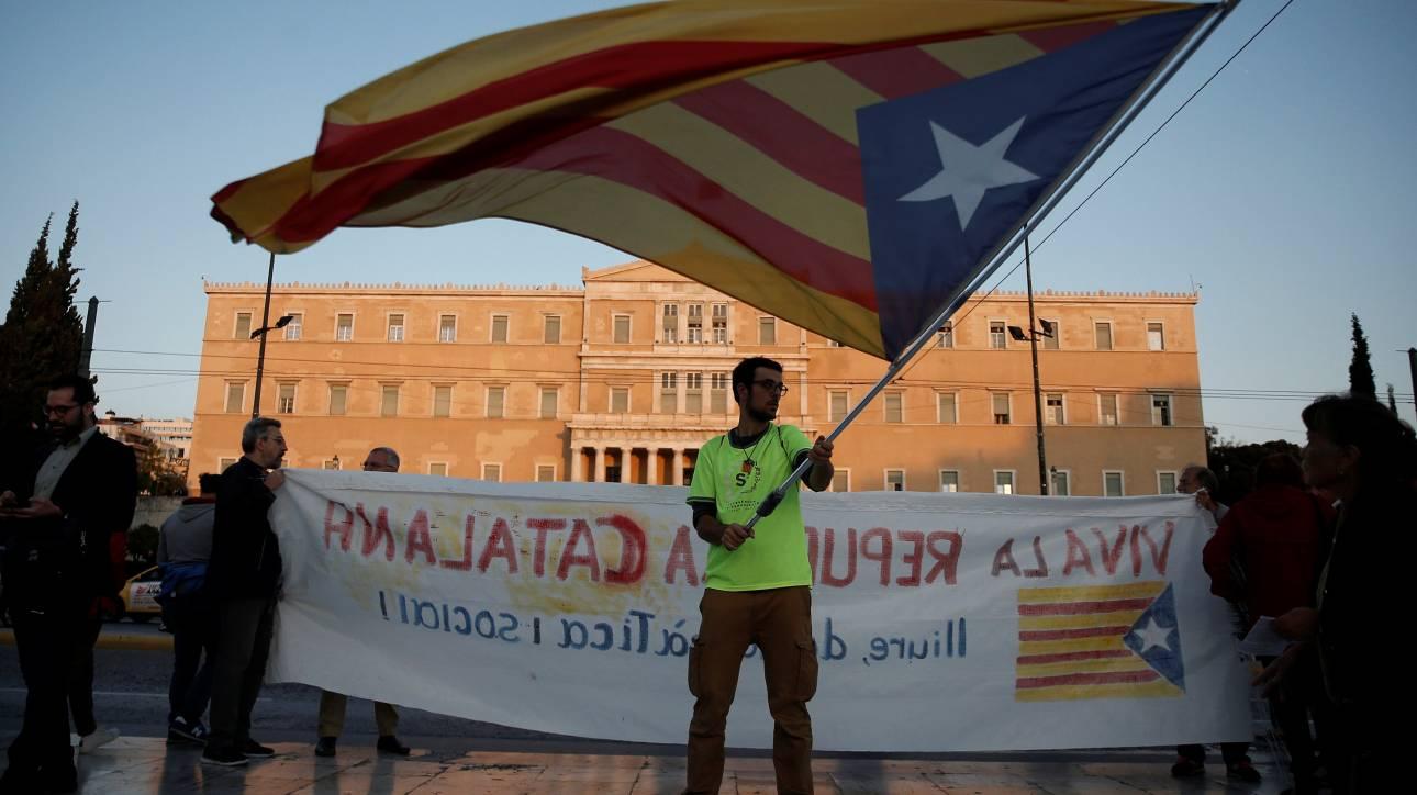 H Καταλονία, η Ελλάδα, ένα συγχωροχάρτι και ένα χρέος 700 ετών