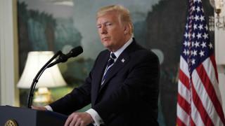 Ντόναλντ Τραμπ: Δεν είναι ώρα για διάλογο περί ελέγχου της οπλοκατοχής