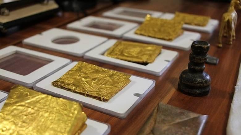Ανακάλυψαν χάλκινη σφραγίδα που πιθανόν ανήκε στο βασιλιά Σολομώντα