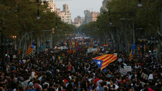 Αποφασισμένοι για την ανεξαρτησία οι Καταλανοί, παρά την «επίθεση» του βασιλιά Φιλίππου