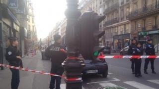 Παρίσι: μοτοσικλέτα εξερράγη έξω από το κτίριο του στρατιωτικού ακολούθου της Ιορδανίας