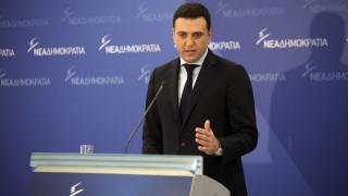Κικίλιας για Ελληνικό: Ας καταλάβει ο Τσίπρας ότι η ανάπτυξη δεν διατάσσεται