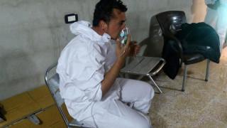 Αέριο σαρίν χρησιμοποιήθηκε στη Συρία πέντε μέρες πριν από την φονική επίθεση με χημικά