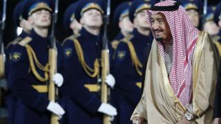 Στη Μόσχα για πρώτη φορά ο βασιλιάς της Σαουδικής Αραβίας (pics)
