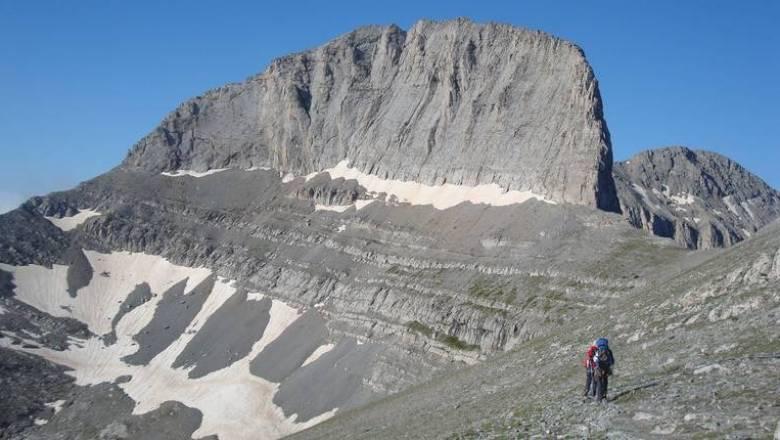 Σε κρίσιμη κατάσταση ο Τσέχος ορειβάτης που τραυματίστηκε στον Όλυμπο
