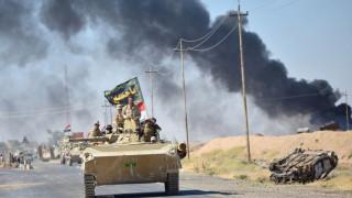 Οι ιρακινές δυνάμεις κατέλαβαν την πόλη Χαουίγια