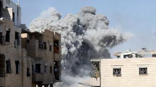 Σε κώμα ο ηγέτης της αλ Νούσρα μετά τη ρωσική επιδρομή στο Ιντλίμπ