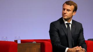 Έντονες αντιδράσεις για τη φράση του Μακρόν «foutre le bordel» (vid)