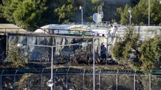Human Rights Watch κατά κυβέρνησης για την κατάσταση στη Μόρια