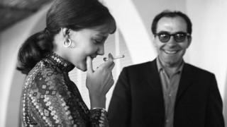 Πέθανε η συγγραφέας & μούσα του Γκοντάρ Αν Βιαζεμσκί
