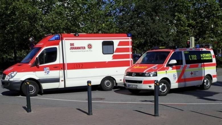 Θυελλώδεις άνεμοι στην Γερμανία: Νεκρή μία γυναίκα