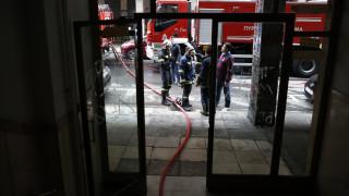 Παγκράτι: Ηλικιωμένη βρέθηκε νεκρή από πυρκαγιά σε διαμέρισμα