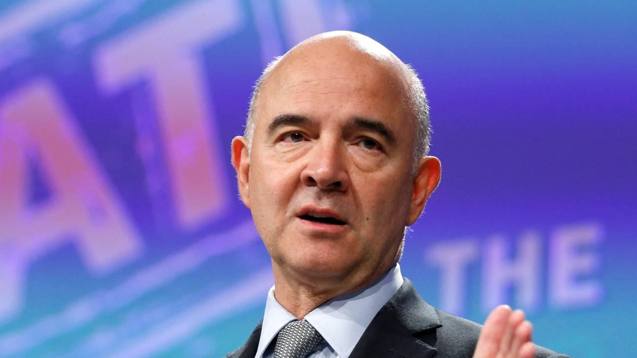 Η ανεξάρτητη Καταλονία «δεν θα είναι μέλος της ΕΕ», ξεκαθαρίζει ο Μοσκοβισί