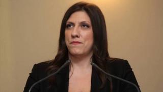 Η Ζωή Κωνσταντοπούλου σήκωσε τη μπάρα των διοδίων και πέρασε χωρίς να πληρώσει (vid)