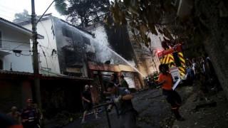 Σοκ στη Βραζιλία: Φύλακας έβαλε φωτιά σε παιδικό σταθμό – Έξι νεκροί
