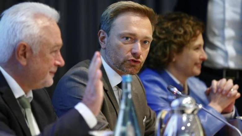 Γερμανία: Αυστηρότερη πολιτική στην ευρωζώνη θέλει ο ηγέτης του FDP