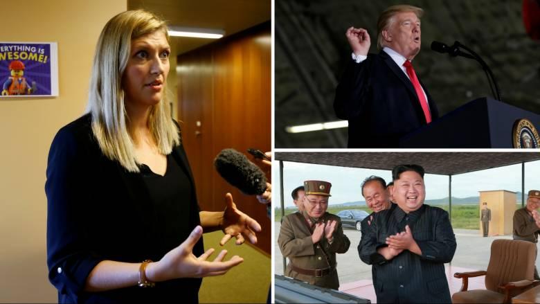«Τα πυρηνικά όπλα είναι παράνομα»: Το μήνυμα των νικητών του Νόμπελ Ειρήνης προς Τραμπ και Κιμ