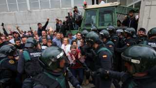 Η πρώτη συγγνώμη της Ισπανίας για την χρήση βίας στο δημοψήφισμα της Καταλονίας