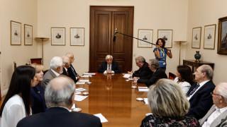 Παυλόπουλος: Στόχος η επιστροφή των γλυπτών του Παρθενώνα