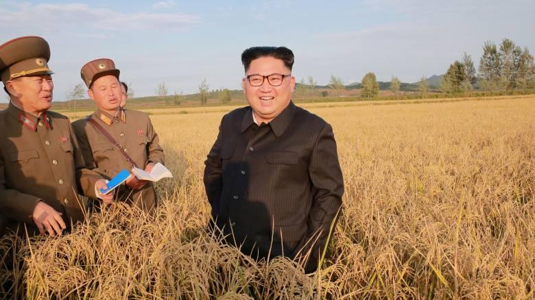 Η Βόρεια Κορέα έτοιμη για εκτόξευση πυραύλου που μπορεί να πλήξει τις ΗΠΑ