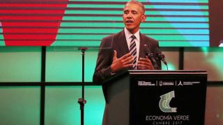 Δραματική έκκληση Ομπάμα για την αντιμετώπιση της κλιματικής αλλαγής