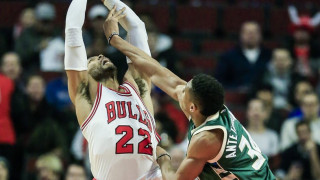 NBA: Ο Γιάννης Αντετοκούνμπο έπεστρεψε (vid)