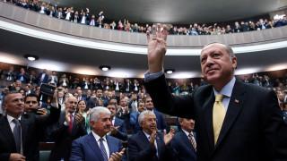 Ερντογάν: Μεγάλη επιχείρηση σε εξέλιξη στην Ιντλίμπ της Συρίας