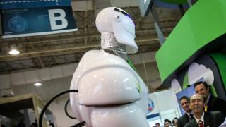 Ένας στους τρεις Γερμανούς μπορεί να φανταστεί τον εαυτό του να κάνει σεξ με ρομπότ