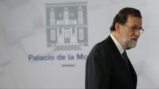 Παπαδημούλης: Ο Ραχόι παίζει επικίνδυνο πολιτικό παιχνίδι στην Καταλονία