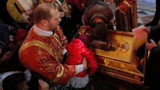 Οι Ιταλοί αμφισβητούν ότι βρέθηκαν λείψανα του Αγίου Νικολάου στην Τουρκία