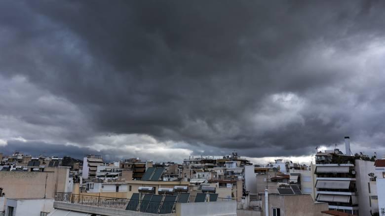 Καιρός: Σε ποιές περιοχές θα βρέξει την Κυριακή