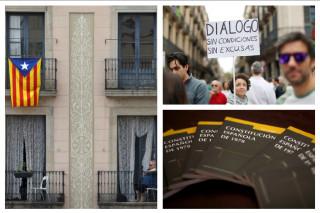 Ποιες περιοχές παρουσιάζουν αποσχιστικές τάσεις εκτός της Καταλονίας