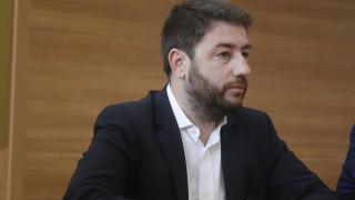 Ανδρουλάκης: Η Κεντροαριστερά οφείλει να είναι ενωμένη