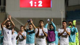 ΠΚ 2018: Νίκη με ανατροπή στην Κύπρο και τώρα περιμένει η εθνική για τα μπαράζ