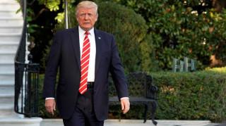 Η αινιγματική δήλωση του Τραμπ για τη Βόρεια Κορέα