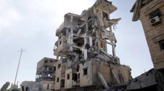 Συρία: Σφίγγει ο κλοιός γύρω από τους τζιχαντιστές στην πόλη Μαγιαντίν