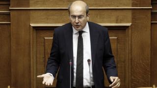 Κ. Χατζηδάκης: Ανοίγουμε το βήμα και αφήνουμε πίσω τον ΣΥΡΙΖΑ