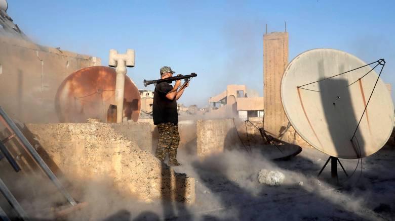 Απόψε η κύρια επίθεση κατά του Ισλαμικού Κράτους στη Ράκα