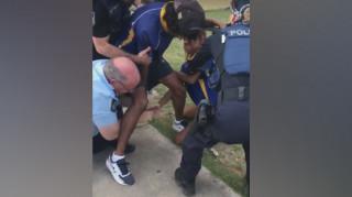 Σάλος στην Αυστραλία με αστυνομικό να βιαιοπραγεί σε βάρος νεαρής μαθήτριας (vid)