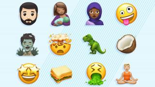Τα νέα emojis της Apple είναι πολλά και απρόβλεπτα